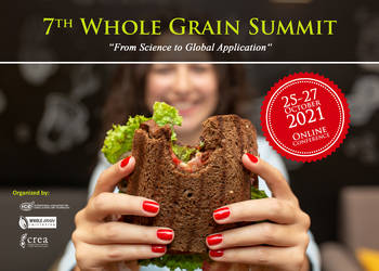 7th Whole Grain Summit - Abstract submission open!